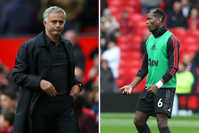Paul Pogba has been told to shut up and let his feet do the talking by Ian Wright
