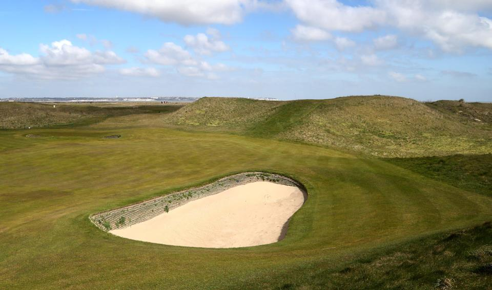 Royal St George's (PA Wire)