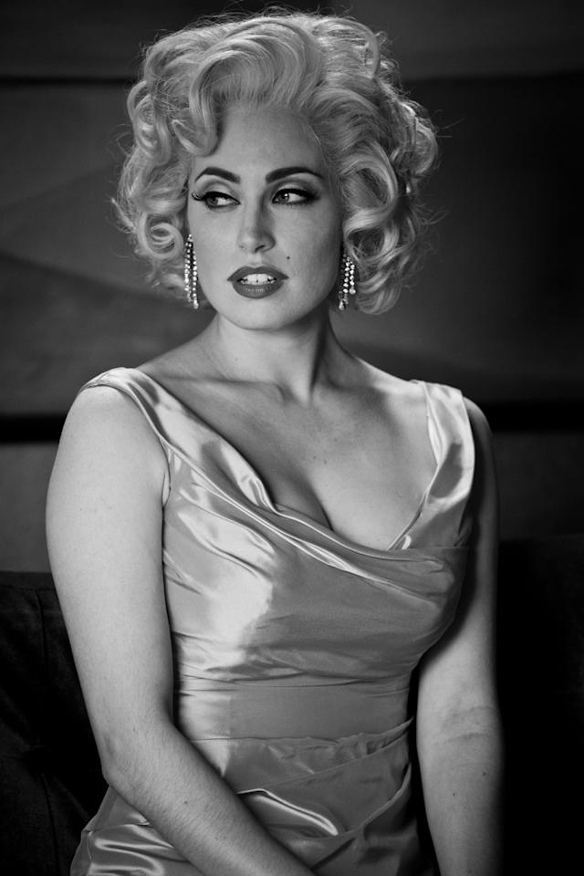 """Charlotte Sullivan had a small role as Marilyn Monroe on the eighth episode of Reelz Channel's miniseries """"<a href=""""http://tv.yahoo.com/kennedys/show/44539"""">The Kennedys</a>."""""""