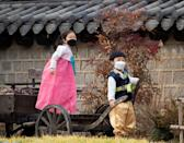 <p>South Korea's fertility rate dropped to 0.84 in 2020, lower than the previous year's record of 0.92 a year – making it among the lowest in the world. This is also the third consecutive year where the fertility rate has stayed below 1. Overpriced education and skyrocketing housing prices, especially in the capital city of Seoul, has forced many couples to delay or abort plans of having babies.</p> <p>The Government has spent more than 224 trillion won to combat the falling fertility rates since 2006, for facilities including birth subsidies for married couples and nursery fee support.</p> <p>The country will also provide families two million won for each child born, starting 2022. The family will receive an incentive of 300,000 won a month until the baby is 1 year old and then 500,000 won per month in 2025.<br><em><br></em><strong><em>Image credit: </em></strong><strong>(</strong>Photo by Lee Sang-ho/Xinhua via Getty) (Xinhua/Lee Sang-ho via Getty Images)</p>
