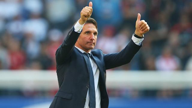 Bruno Labbadia is the man tasked with guiding Wolfsburg away from the Bundesliga relegation zone.