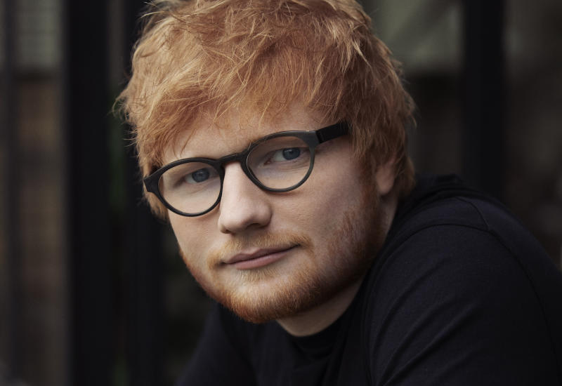 Ed Sheeran Announces