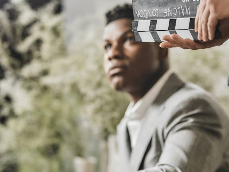 John Boyega directs campaign film for Jo Malone London