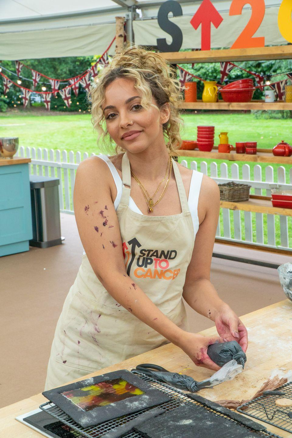 <p>Jade Thirlwall from Little Mix, who has her own cooking show Served! on MTV which features her making dinner with drag queens, will be giving Paul Hollywood a run for his money. </p>