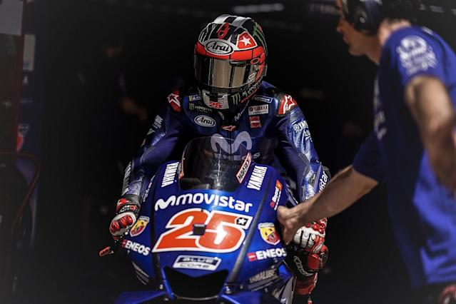 Yamaha rider Maverick Vinales tried to emulate Tech3 privateer Johann Zarco's seating position in the Barcelona MotoGP test, but said it only made the 2018 bike more difficult