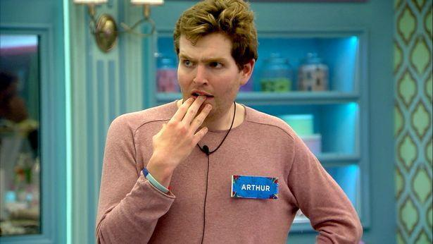 Arthur Fulford quit the house after seven days (Channel 5)