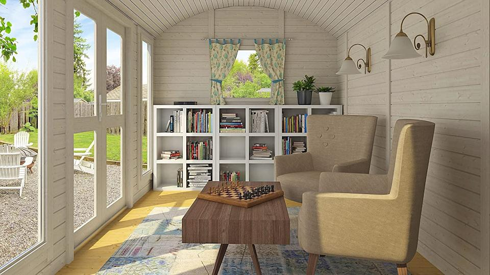 Like your very own dollhouse, just bigger. (Photo: Amazon)