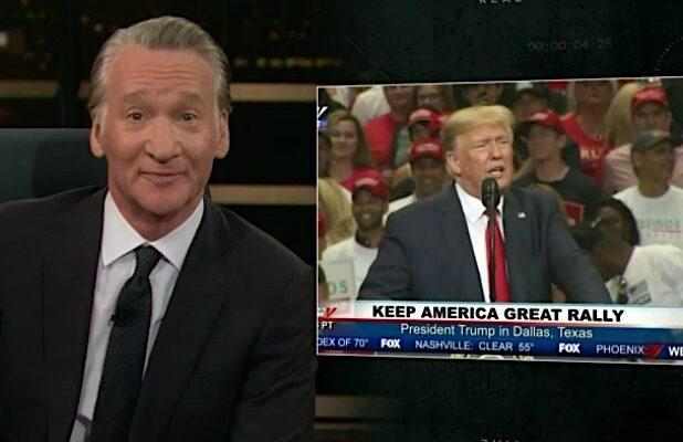 Bill Maher's Recipe to Win the Presidency: 'Just Be Less Crazy Than Donald Trump' (Video)