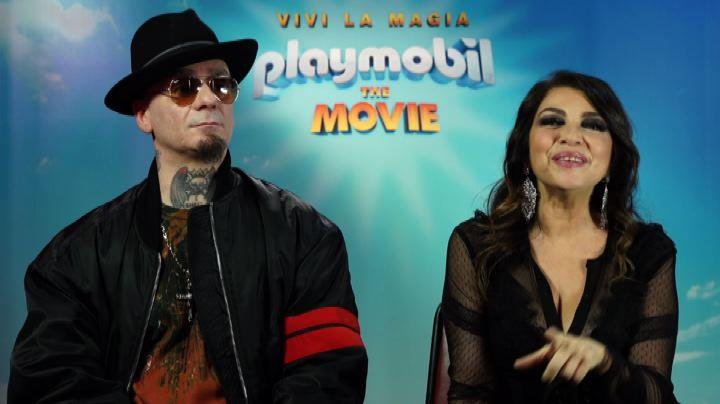 "Festa per ""Playmobil-The Movie"", con voci J-Ax e Cristina d'Avena"