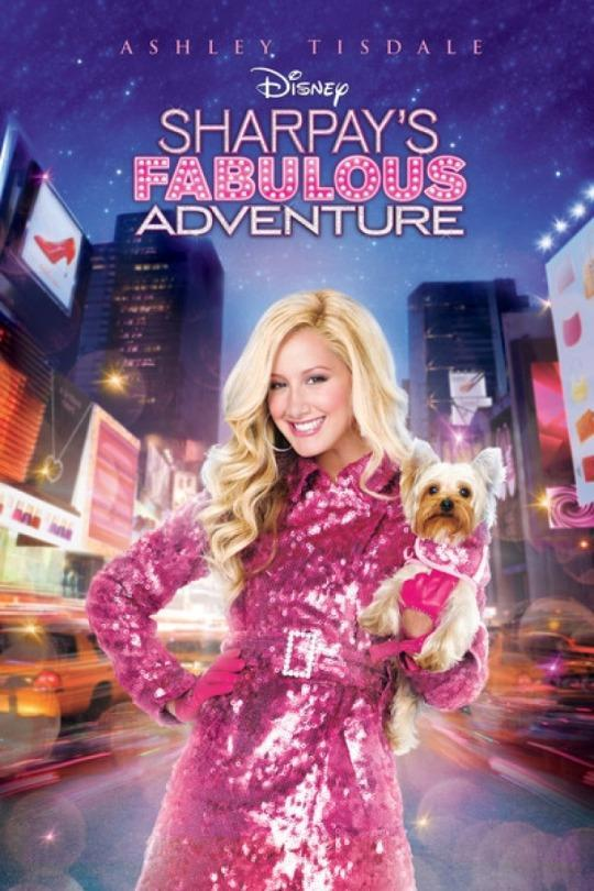<p>In this spinoff of the <i>High School Musical</i> franchise, the not-famous-enough-to-say-no Ashley Tisdale reprised her role of Sharpay in this romp about a dog becoming famous on Broadway.<br><br>(Credit: Disney Channel) </p>