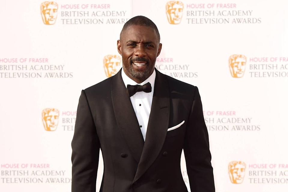 <p>Idris Elba appears to have spoken out amid debate about the TV show Luther</p> (David Fisher/REX/Shutterstock)