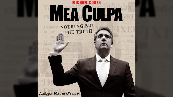 Mea Culpa with Michael Cohen. (meaculpapodcast.com)