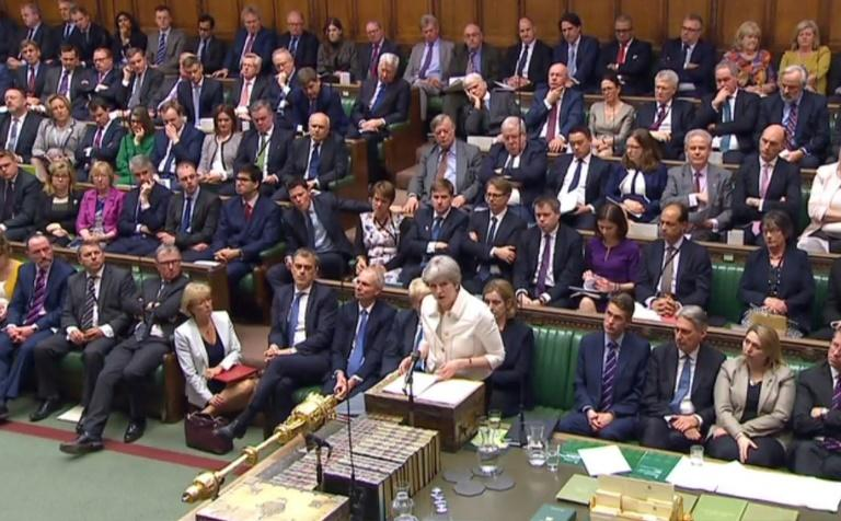 """""""It is my responsibility as prime minister to make these decisions. And I will make them,"""" May said"""