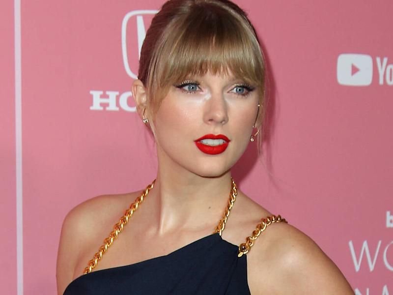 Taylor Swift: 'Self-hatred sent me into a year of hiding'