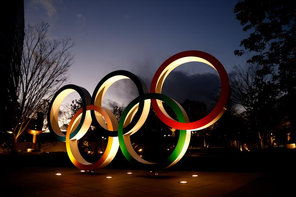 <p>The Games are set to go ahead in July in Tokyo, Japan (AFP for Getty)</p> (AFP via Getty Images)