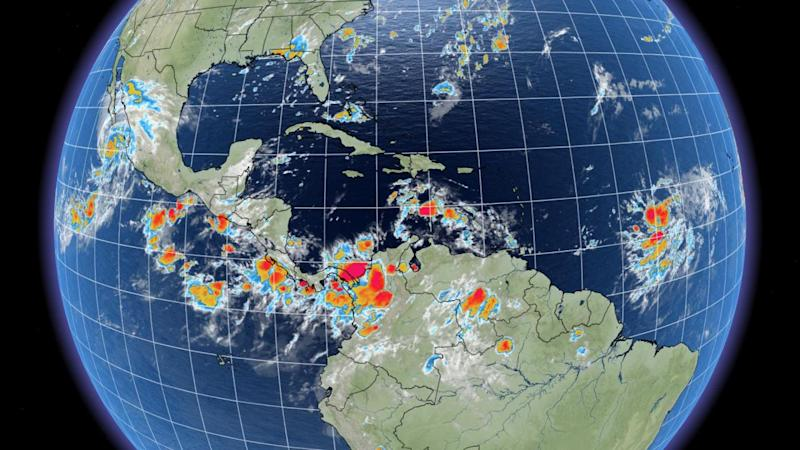 Several tropical systems will likely intensify in the Atlantic basin