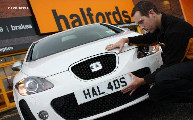 Mobile repair and cycling boom drives surge in Halfords shares