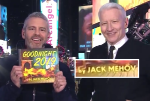 Andy Cohen Anderson Cooper NYE