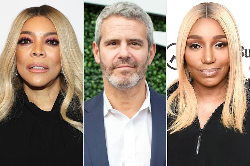 NeNe Leakes Slams Wendy Williams, Calls Andy Cohen 'Racist' After They Discuss Her RHOA Exit