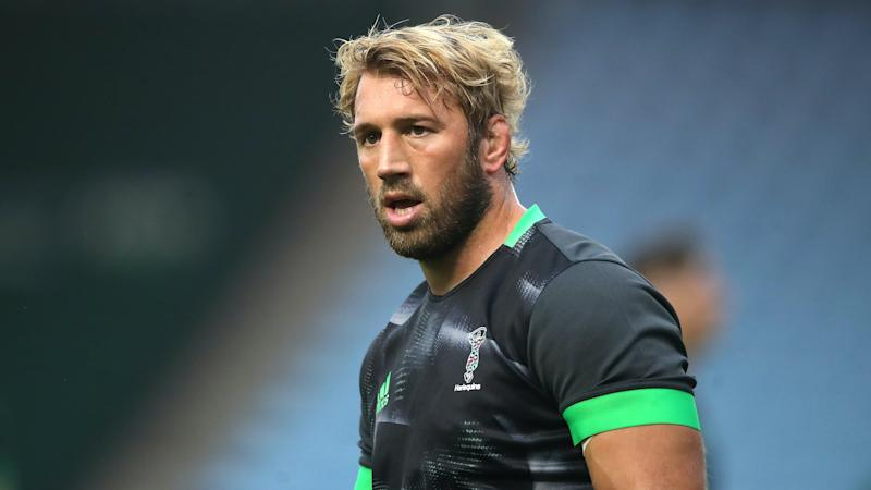 Harlequins hope to give Chris Robshaw a winning send-off at The Stoop