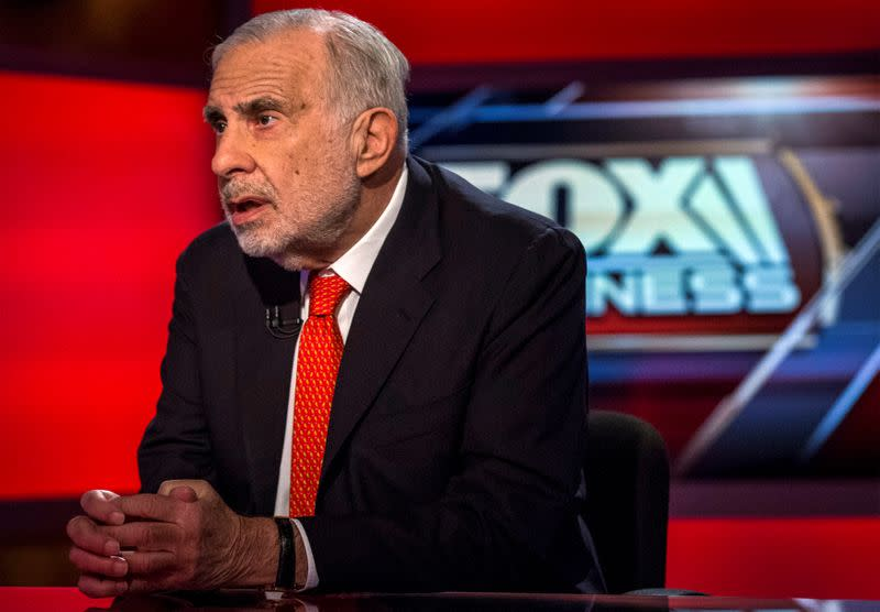 Carl Icahn lifts stake in Occidental Petroleum to nearly 10%: WSJ