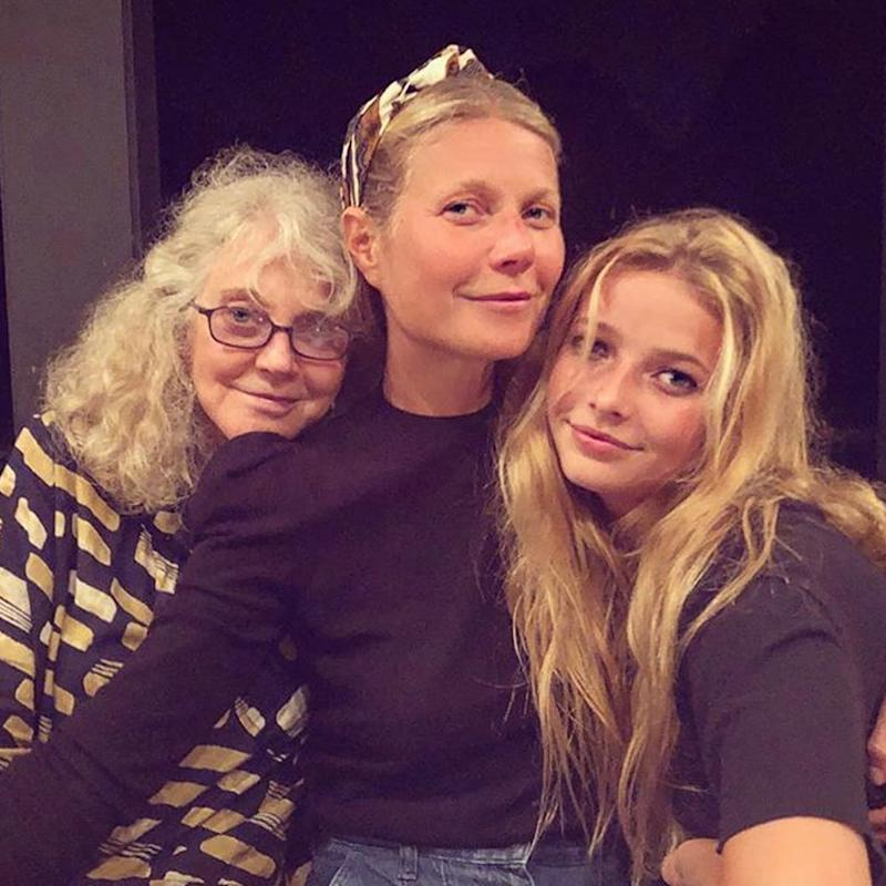 Apple Martin Is the Spitting Image of Mom Gwyneth Paltrow in This Rare Lookalike Photo