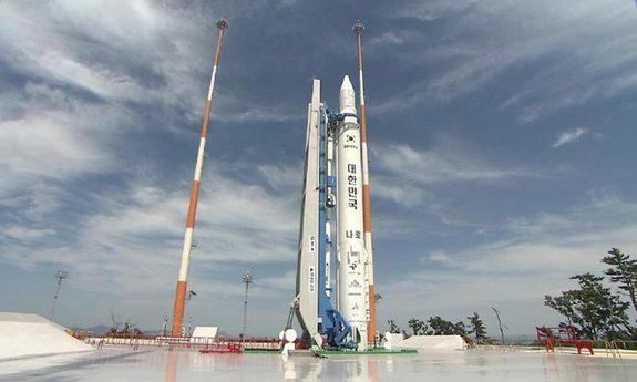 S. Korea Sets Date for Next Rocket Launch Attempt