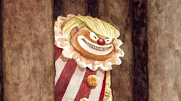 Donald Trump Is A 'Dangerous Clown' On The New Yorker's New Cover