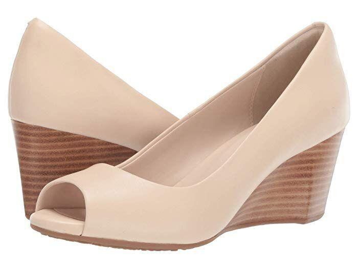 "These nude wedges are perfect for work or the weekend .<strong><a href=""https://fave.co/32ztJVX"" target=""_blank"" rel=""noopener noreferrer"">Normally $180, get them on sale for $108 during Zappos' 20th Birthday Sale</a></strong>."