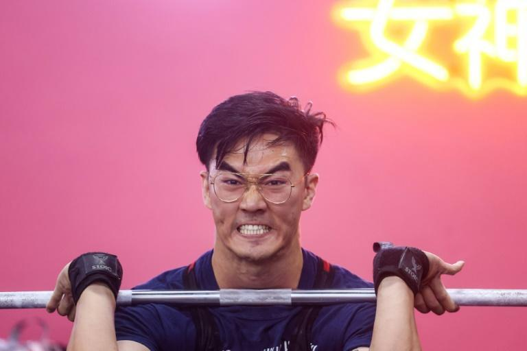 China is dominating weightlifting at the Tokyo Olympics, but amateurs back home face stigma