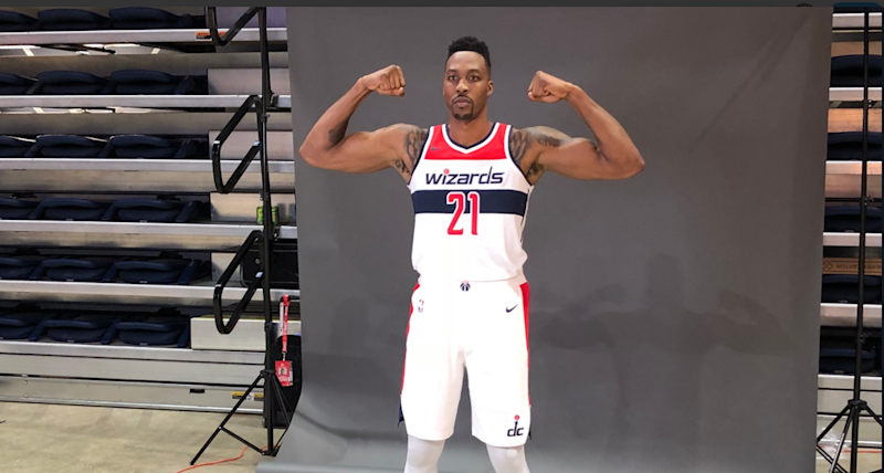 cfffd6049af6 Dwight Howard likely to miss rest of week  39 s practices