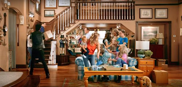 Full House House Interior