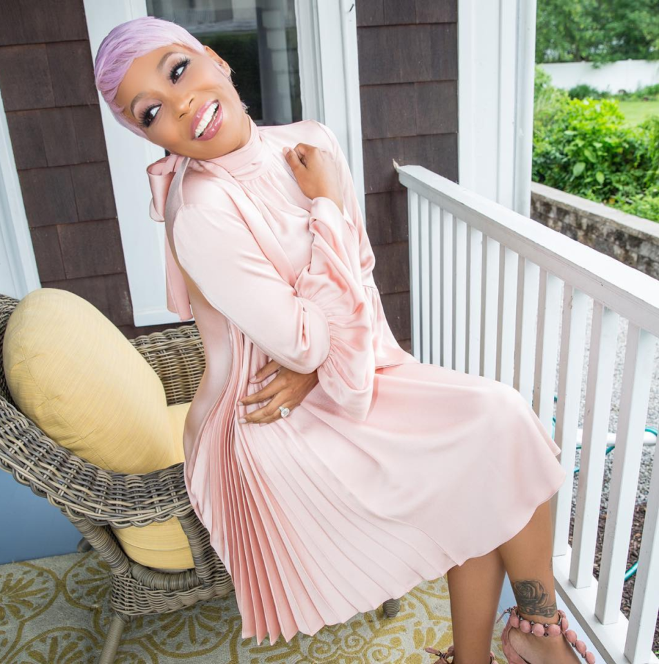 """<p>In June, Monica opened up for the first time about her <a rel=""""nofollow"""" href=""""http://people.com/bodies/monica-endometriosis-surgery-lavender-hair/"""">diagnosis of endometriosis</a>, and the """"almost 8 hour"""" successful surgery she underwent to remove cysts, fibroids and a hernia. """"My reason for sharing is because we, as women, are built to be warriors and we will ignore something that seems so simple that can be so complex,"""" <a rel=""""nofollow"""" href=""""http://people.com/bodies/monica-endometriosis-diagnosis-women-are-not-alone/"""">she told PEOPLE exclusively</a>. """"Your uterine health is very important. I spoke up about it so people out there who are going through the same thing know that they're not alone.""""</p>"""