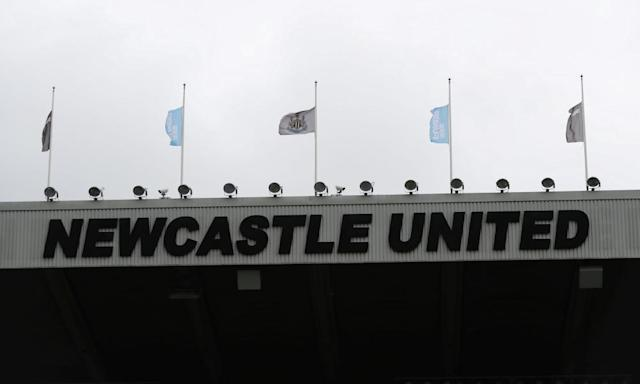 "<span class=""element-image__caption"">HMRC investigators seized documents, computers and mobile phones during April raids on St James' Park, the club's training ground and the home of their managing director, Lee Charnley.</span> <span class=""element-image__credit"">Photograph: Scott Heppell/Reuters</span>"