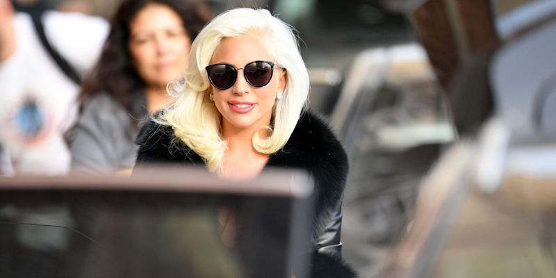 Lady Gaga spotted kissing audio engineer boyfriend in LA