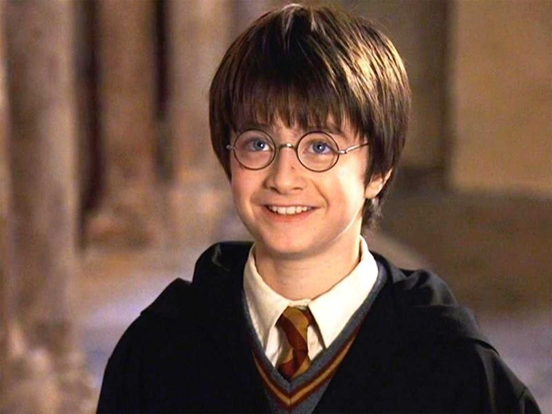 harry potter daniel radcliffe young