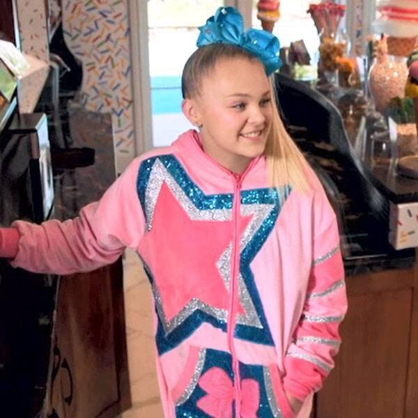 Watch People's Choice Awards Nominee JoJo Siwa Show Off Her Rapping Skills With a Hamilton Song