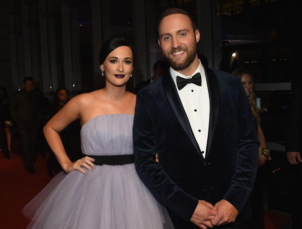 """<p>Grammy winner Kacey Musgraves and husband Ruston Kelly <a href=""""https://people.com/country/kacey-musgraves-ruston-kelly-split-everything-theyve-said-about-relationship/"""" rel=""""nofollow noopener"""" target=""""_blank"""" data-ylk=""""slk:announced their separation during the pandemic"""" class=""""link rapid-noclick-resp"""">announced their separation during the pandemic</a>. The couple was married for approximately two years. </p><p>Kacey has spent her quarantine time playing at <a href=""""https://www.rollingstone.com/music/music-country/kacey-musgraves-all-out-of-weed-sings-lonely-weekend-on-4-20-987416/"""" rel=""""nofollow noopener"""" target=""""_blank"""" data-ylk=""""slk:Willie Nelson's 4/20 concert"""" class=""""link rapid-noclick-resp"""">Willie Nelson's 4/20 concert</a>, created a <a href=""""https://shop.kaceymusgraves.com/collections/all-products"""" rel=""""nofollow noopener"""" target=""""_blank"""" data-ylk=""""slk:self-care kit"""" class=""""link rapid-noclick-resp"""">self-care kit</a> and hinted at <a href=""""https://twitter.com/KaceyMusgraves/status/1292996154796519424?s=20"""" rel=""""nofollow noopener"""" target=""""_blank"""" data-ylk=""""slk:new music"""" class=""""link rapid-noclick-resp"""">new music</a>. Please, Kacey, everyone needs you now more than ever.</p>"""