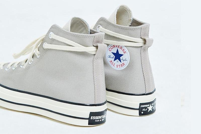 Fear of God Essentials and Converse Partner on Utilitarian