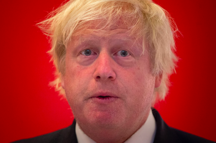 Boris Johnson was forced to deny being on the verge of quitting over how Brexit is being handled (PA)