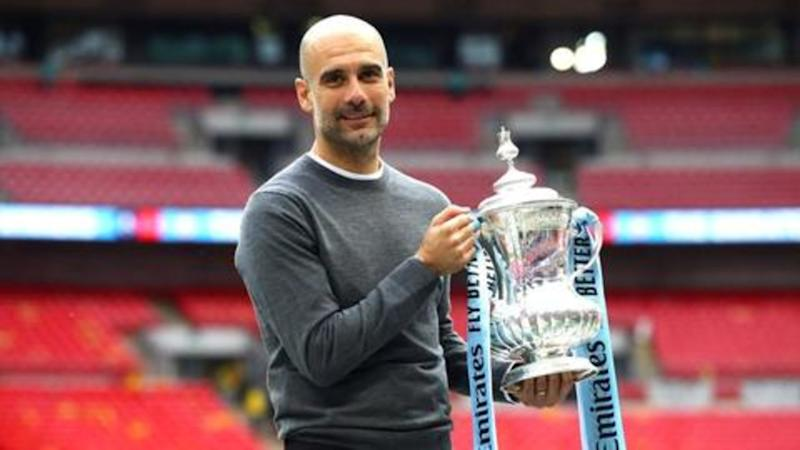 This is what Guardiola said post City