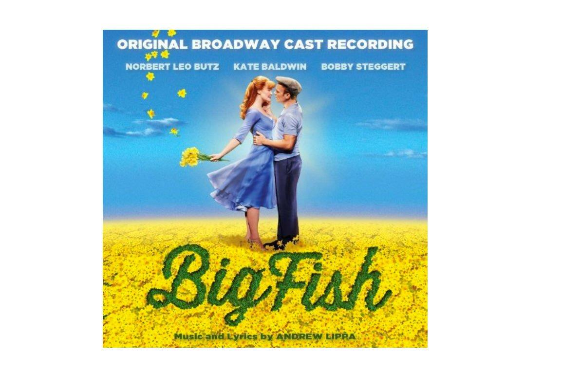 """<p>This 2013 musical, which has music and lyrics by Andrew Lippa and a book by John August, is based on the 1998 novel <i>Big Fish: A Novel of Mythic Proportions</i> by Daniel Wallace. Much of it is set in Alabama, where Wallace was born and raised. </p> <p><strong>Start with: </strong>""""Be the Hero,"""" """"Time Stops""""</p> <p><strong>BUY IT: </strong>$15.79, <a href=""""https://www.amazon.com/Fish-Original-Broadway-Cast-Recording/dp/B00H3UKZ6E/ref=as_li_ss_tl?ie=UTF8&linkCode=ll1&tag=sllifebroadwaymusicalsouthcrogers1019-20&linkId=aa805f282333df1becdc3883fe2d913b&language=en_US"""" target=""""_blank"""">amazon.com</a></p>"""