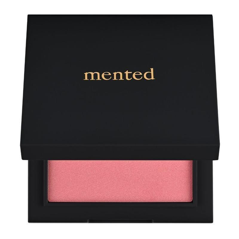 "<p><strong>blush</strong></p><p>mentedcosmetics.com</p><p><strong>$22.00</strong></p><p><a href=""https://www.mentedcosmetics.com/collections/all/products/blush"" rel=""nofollow noopener"" target=""_blank"" data-ylk=""slk:Shop Now"" class=""link rapid-noclick-resp"">Shop Now</a></p><p>This buildable, super pigmented blush looks great on every skin tone. It also contains Vitamin E, which means that it won't dry out your skin even though it's a powder formula. Plus, its staying power is *chef's kiss*, Loiz adds. </p>"