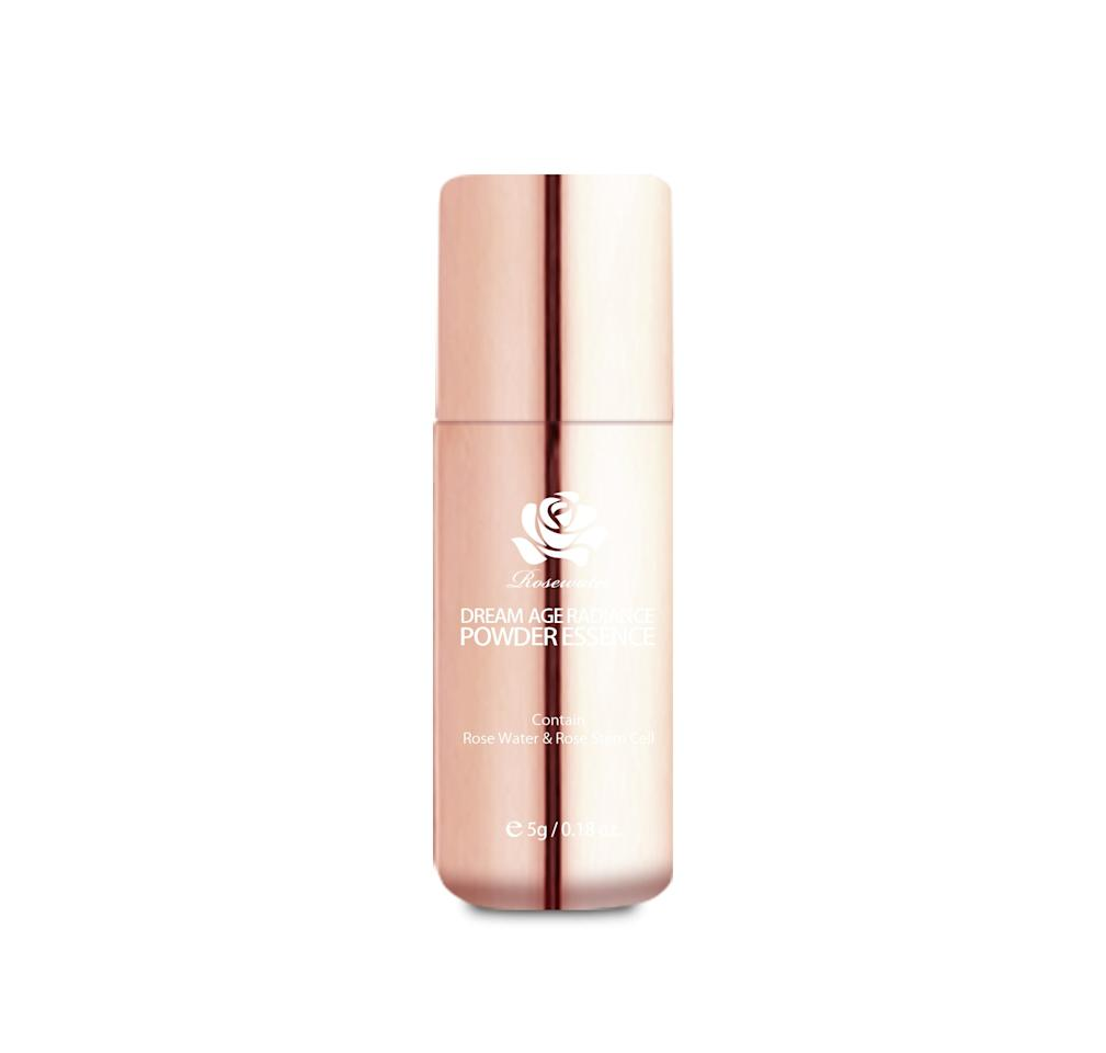 "<p>Not quite a cleanser, but not yet an exfoliator, this powder-to-liquid formula, dubbed an ""essence,"" melts into skin to hydrate and brighten from within, thanks to vitamin C and rose stem cell extracts. Use it post-cleanse and pre-moisturizer — and then proudly display it atop your vanity because it's prettier than your rose gold Michael Kors watch. (Um, if you have one.)</p><p>$68 for four (<a rel=""nofollow"" href=""https://www.peachandlily.com/products/dream-age-radiance-powder-essence?mbid=synd_yahoolife"">peachandlily.com</a>)</p>"