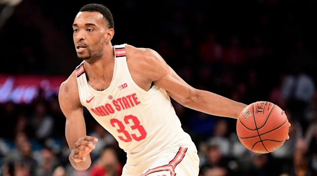 Where will Keita Bates-Diop go in the draft? The Crossover's Front Office breaks down his strengths, weaknesses and more in its in-depth scouting report.