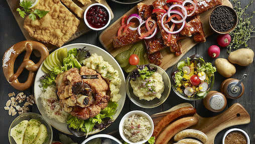 Restaurants in Singapore with Island-Wide Food Delivery