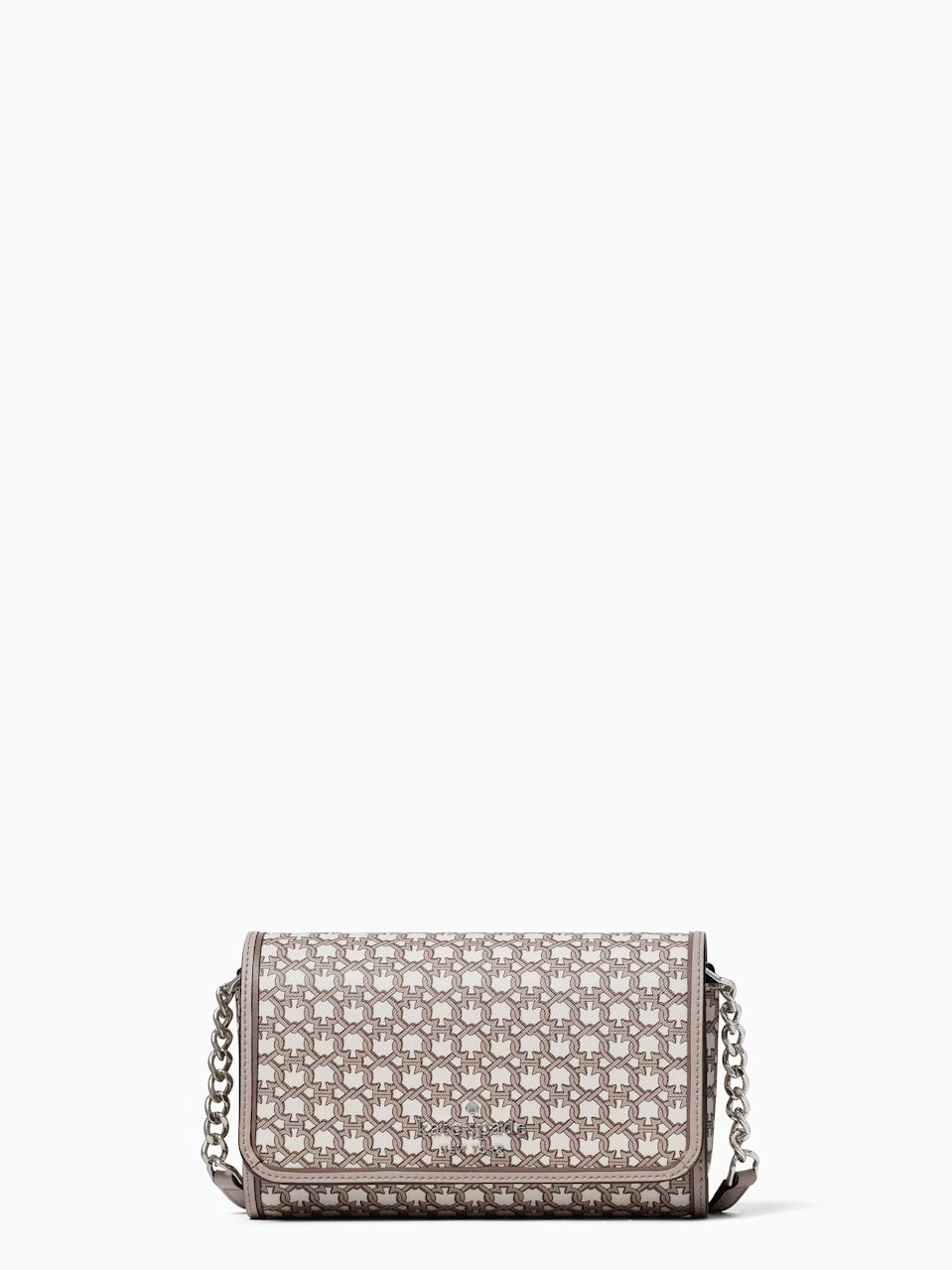 Spade Link Small Flap Crossbody - $69 (originally $239)
