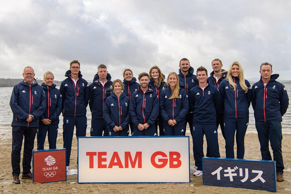 Team GB announced 12 sailors for their 2020 Olympic team, the first athletes in a delegation expected to reach approximately 380 (Sportsbeat)