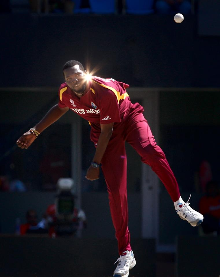 "Sulieman Benn, 6'7"": A wily slow left-armer, who is equally comfortable in either shorter format, Benn also has 51 Test victims to his credit. With a physique and an attitude more suited to fast bowling, Benn has been involved in a number of unsavoury incidents on the field. In 2009 he engaged in a heated on-field argument with Brad Haddin and Mitchell Johnson at Perth, and during South Africa's 2010 ODI whitewash of the West Indies was expelled from the field by his own captain after he refused to bowl over the wicket."