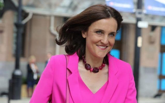 Theresa Villiers said the new taskforce would crack down on fly-tippers - Jeremy Warner